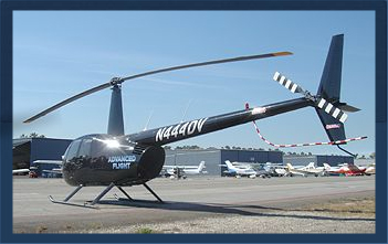 Robinson 44 Helicopter